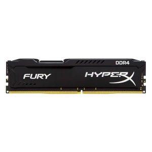 رم کامپیوتر کینگستون مدل HyperX Fury DDR4 2400MHz CL15 ظرفیت 8 گیگابایت یوک بازار سبزوار